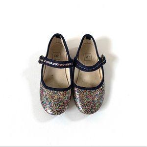 Baby GAP Toddler Girl Glitter Shoes